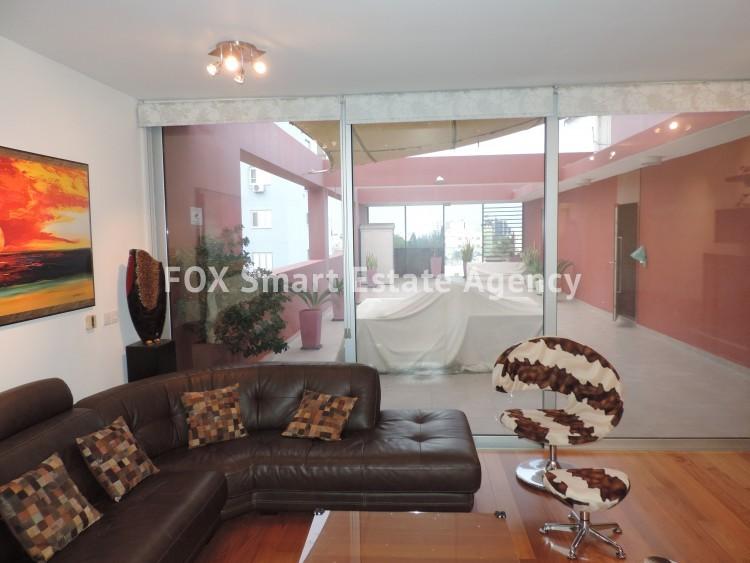 For Sale 2 Bedroom Top floor with roof garden Apartment in Dasoupolis, Nicosia 4 13