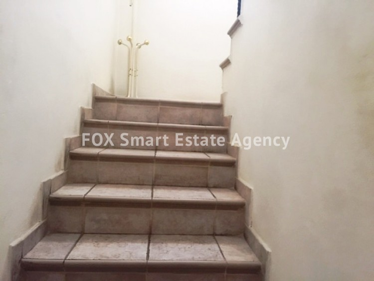 FOR SALE SEMI-DETACHED 3-BEDROOM HOUSE IN ENGOMI, NICOSIA  14