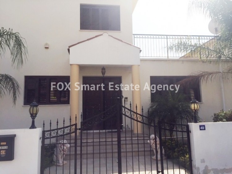 FOR SALE SEMI-DETACHED 3-BEDROOM HOUSE IN ENGOMI, NICOSIA  2