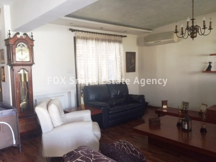 FOR SALE SEMI-DETACHED 3-BEDROOM HOUSE IN ENGOMI, NICOSIA  3