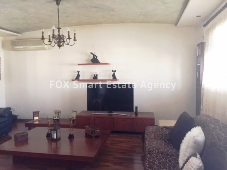 FOR SALE SEMI-DETACHED 3-BEDROOM HOUSE IN ENGOMI, NICOSIA  4
