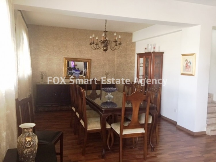FOR SALE SEMI-DETACHED 3-BEDROOM HOUSE IN ENGOMI, NICOSIA  5