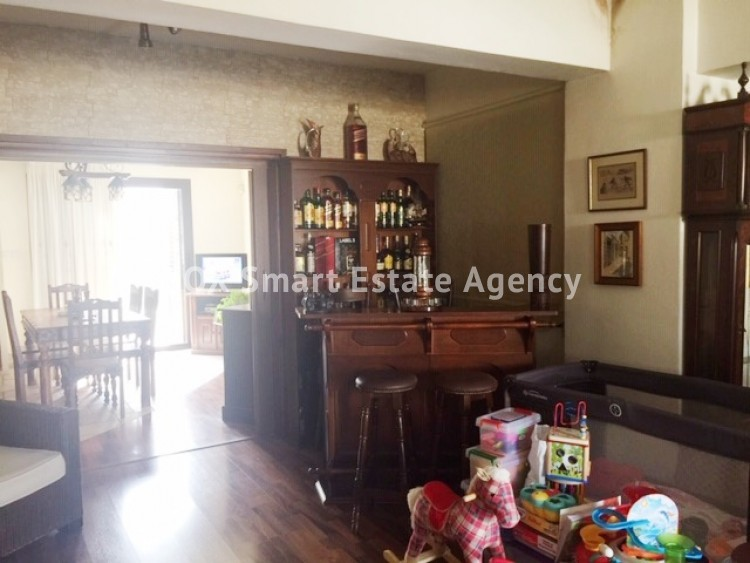 FOR SALE SEMI-DETACHED 3-BEDROOM HOUSE IN ENGOMI, NICOSIA  6
