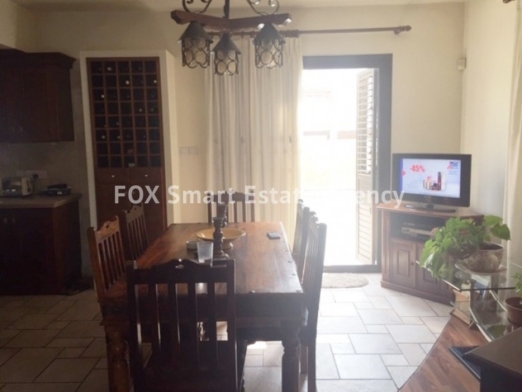 FOR SALE SEMI-DETACHED 3-BEDROOM HOUSE IN ENGOMI, NICOSIA  7