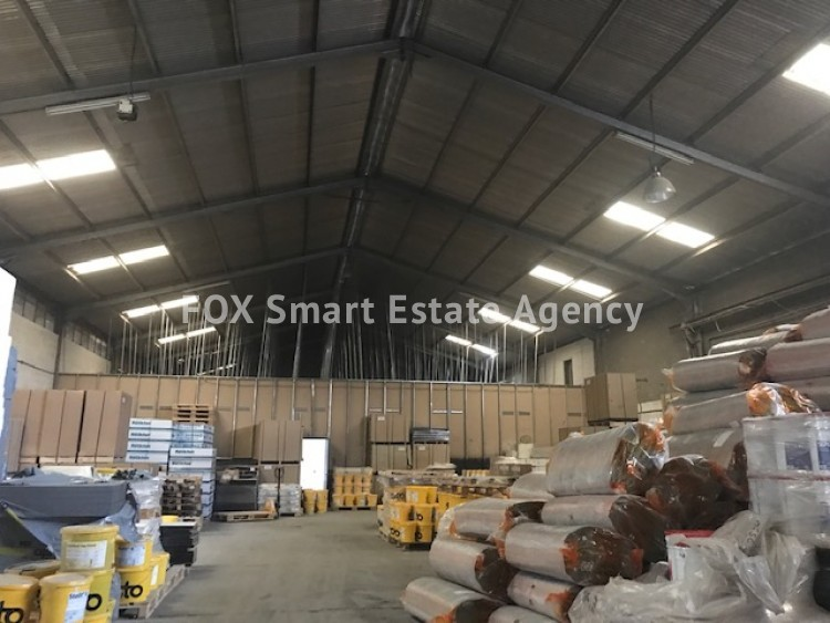 Industrial Warehouse / Factory in Agios athanasios, Limassol 3