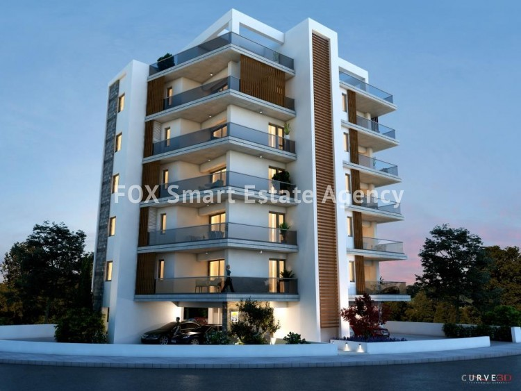Luxury two bed apartments under construction  Agios Georgios/Drosia