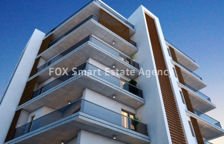 Luxury two bed apartments under construction  Agios Georgios/Drosia 2