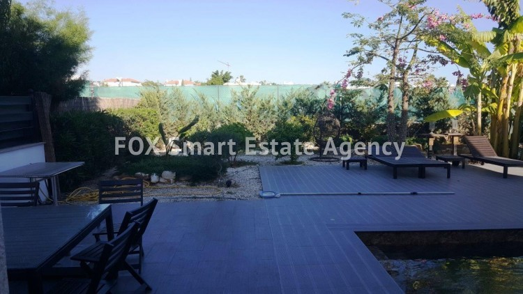 To Rent 4 Bedroom Detached House in Potamos germasogeias, Limassol 3