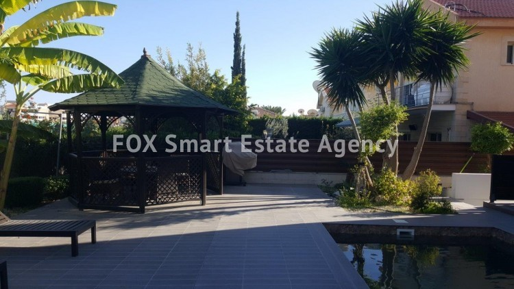 To Rent 4 Bedroom Detached House in Potamos germasogeias, Limassol 5