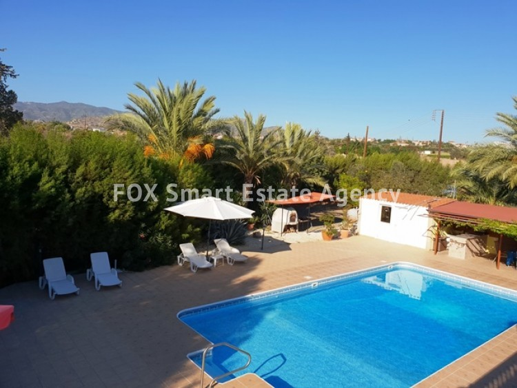 To Rent 6 Bedroom Detached House in Pyrgos lemesou, Limassol  10