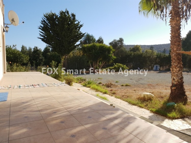 To Rent 6 Bedroom Detached House in Pyrgos lemesou, Limassol 4