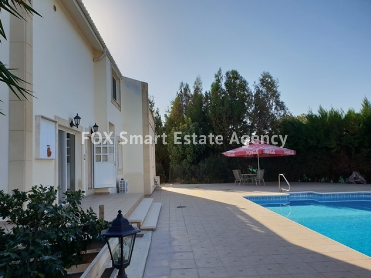 To Rent 6 Bedroom Detached House in Pyrgos lemesou, Limassol  12