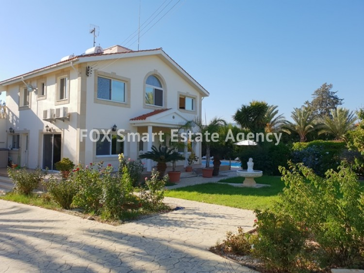 To Rent 6 Bedroom Detached House in Pyrgos lemesou, Limassol  13