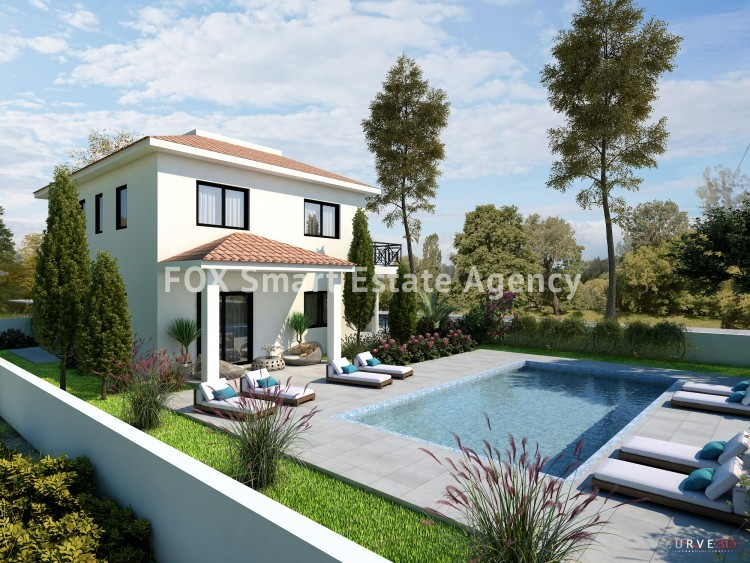 For Sale 4 Bedroom  House in Oroklini, Voroklini (oroklini), Larnaca