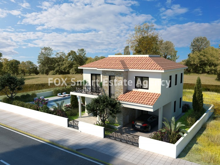 For Sale 4 Bedroom  House in Oroklini, Voroklini (oroklini), Larnaca 3
