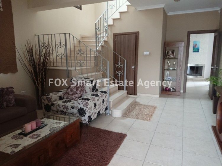 For Sale 4 Bedroom Detached House in Apostolos loukas, Aradippou, Larnaca 2