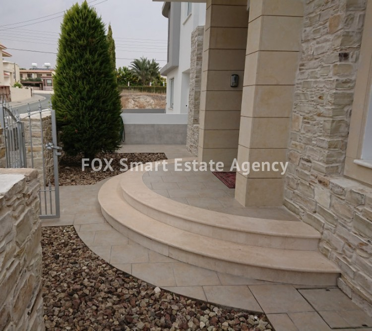 For Sale 4 Bedroom Detached House in Apostolos loukas, Aradippou, Larnaca 26