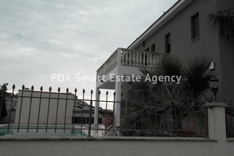 For Sale 4 Bedroom Detached House in Agios athanasios, Limassol 17