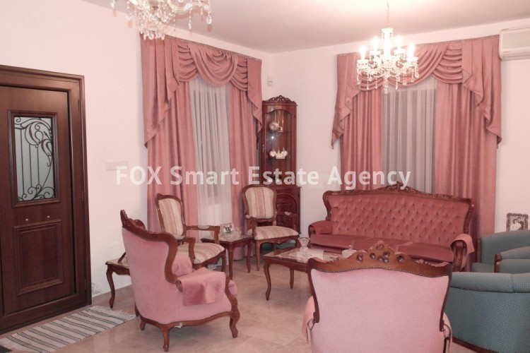 For Sale 4 Bedroom Detached House in Agios athanasios, Limassol 2