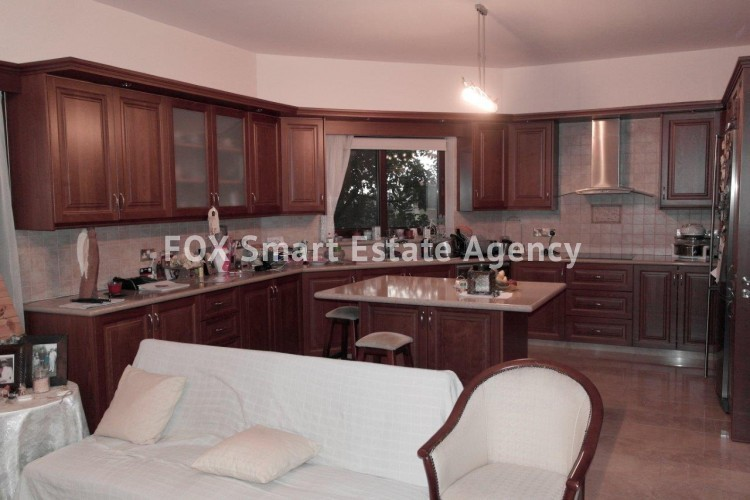 For Sale 4 Bedroom Detached House in Agios athanasios, Limassol 6