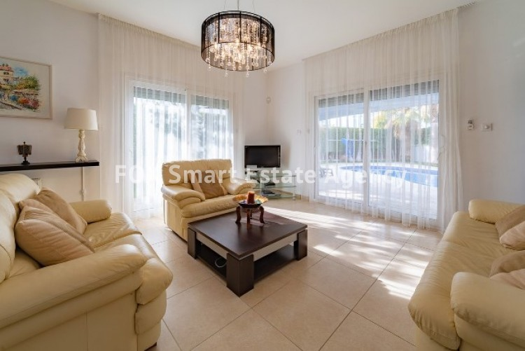 For Sale 5 Bedroom Detached House in Agios tychon, Limassol 31