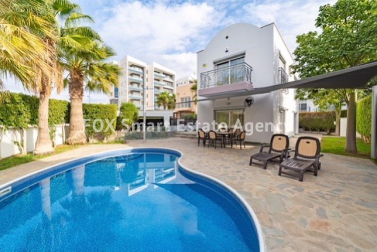 For Sale 5 Bedroom Detached House in Agios tychon, Limassol 33