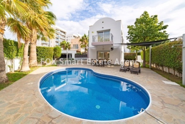 For Sale 5 Bedroom Detached House in Agios tychon, Limassol 34