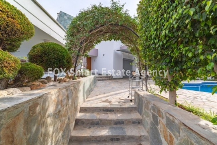 For Sale 5 Bedroom Detached House in Agios tychon, Limassol 35