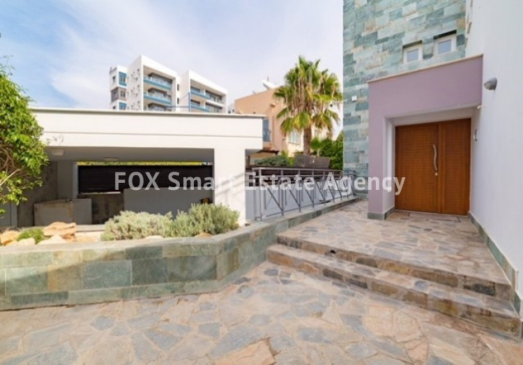 For Sale 5 Bedroom Detached House in Agios tychon, Limassol 36