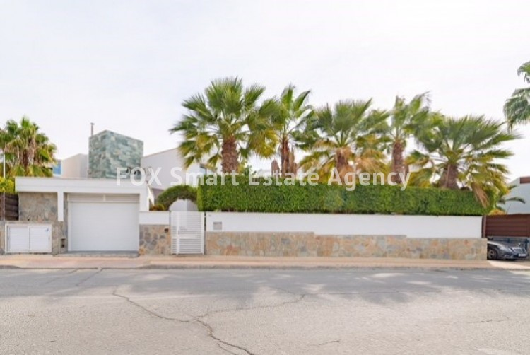 For Sale 5 Bedroom Detached House in Agios tychon, Limassol 37