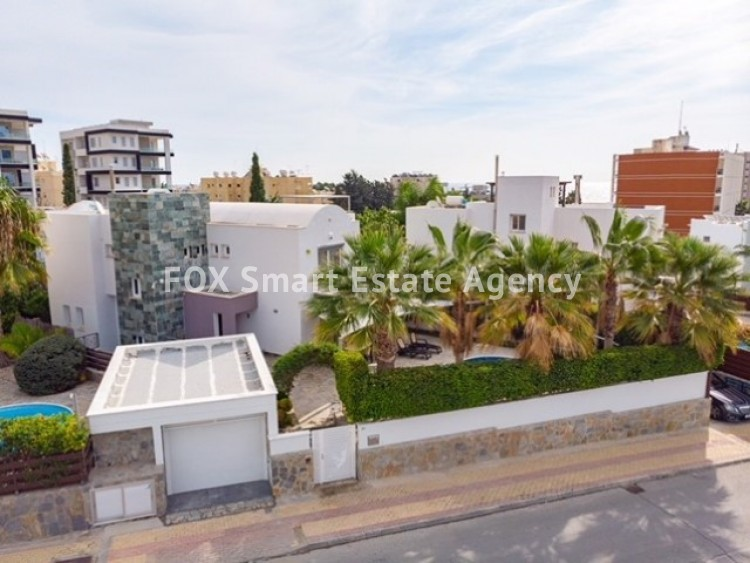 For Sale 5 Bedroom Detached House in Agios tychon, Limassol 38
