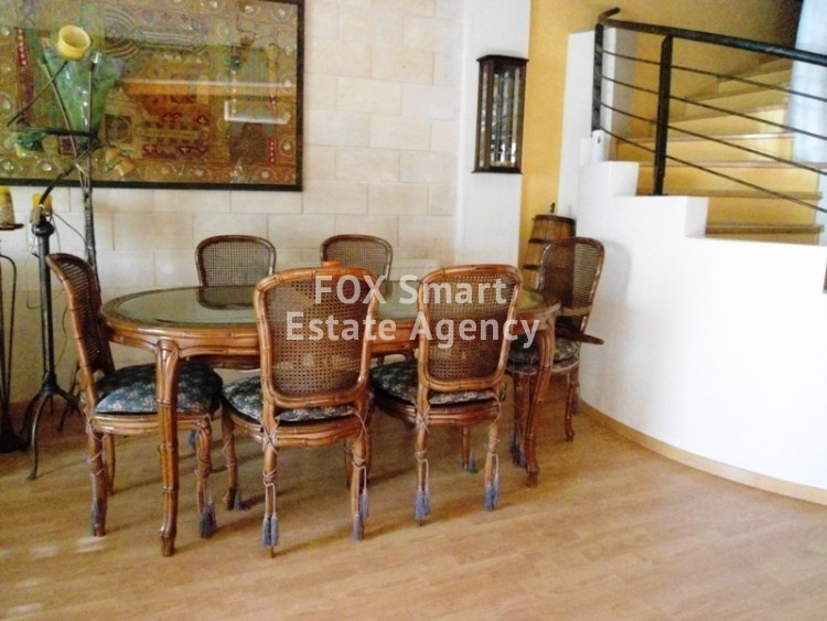 To Rent 3 Bedroom Maisonette House in Egkomi lefkosias, Nicosia 3