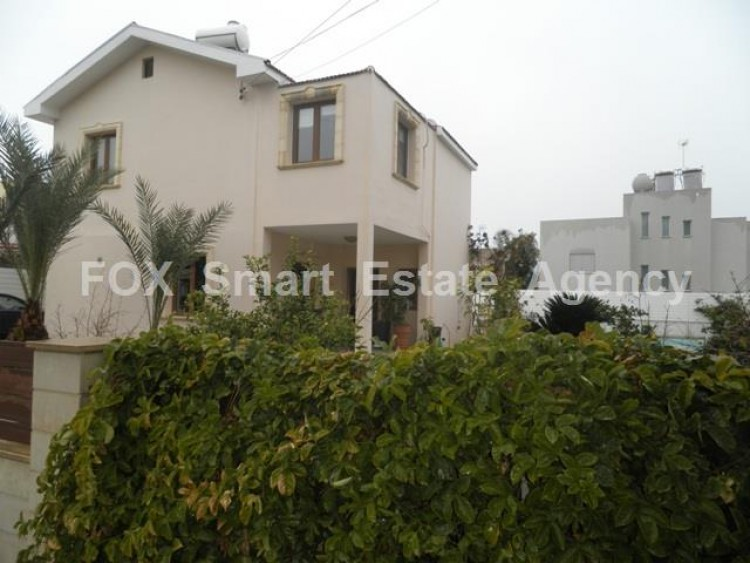 To Rent 3 Bedroom Detached House in Lakatameia, Nicosia