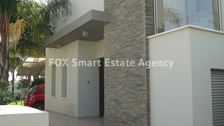 For Sale 3 Bedroom Detached House in Psimolofou, Nicosia 24