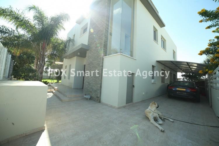 For Sale 3 Bedroom Detached House in Psimolofou, Nicosia 42