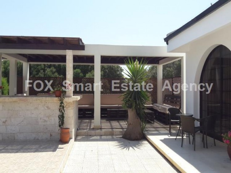 For Sale 5 Bedroom Detached House in Meneou, Larnaca 10