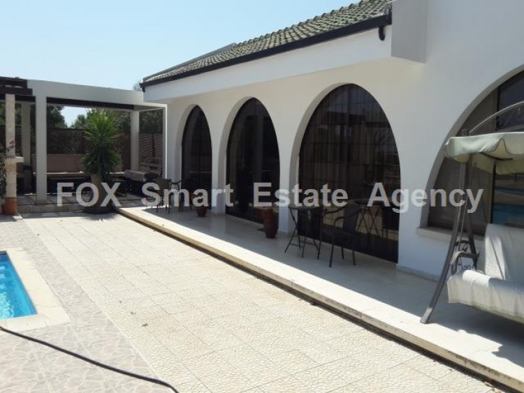 For Sale 5 Bedroom Detached House in Meneou, Larnaca 14