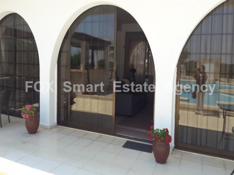 For Sale 5 Bedroom Detached House in Meneou, Larnaca 15