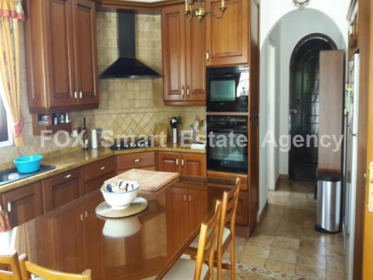 For Sale 5 Bedroom Detached House in Meneou, Larnaca 25
