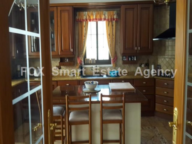 For Sale 5 Bedroom Detached House in Meneou, Larnaca 26
