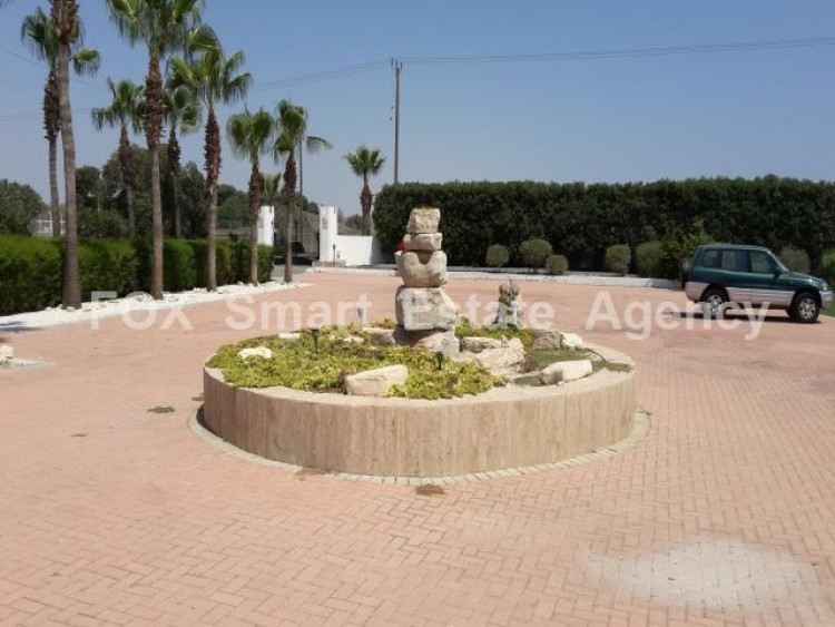 For Sale 5 Bedroom Detached House in Meneou, Larnaca 5