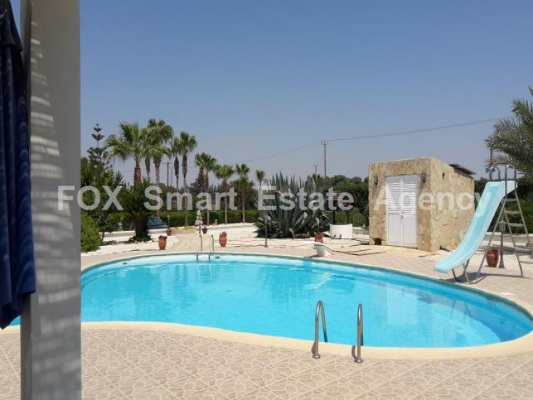 For Sale 5 Bedroom Detached House in Meneou, Larnaca 6