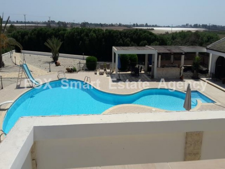 For Sale 5 Bedroom Detached House in Meneou, Larnaca 9