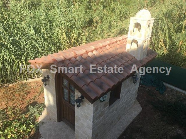 For Sale 4 Bedroom Detached House in Pyrgos lemesou, Limassol 15