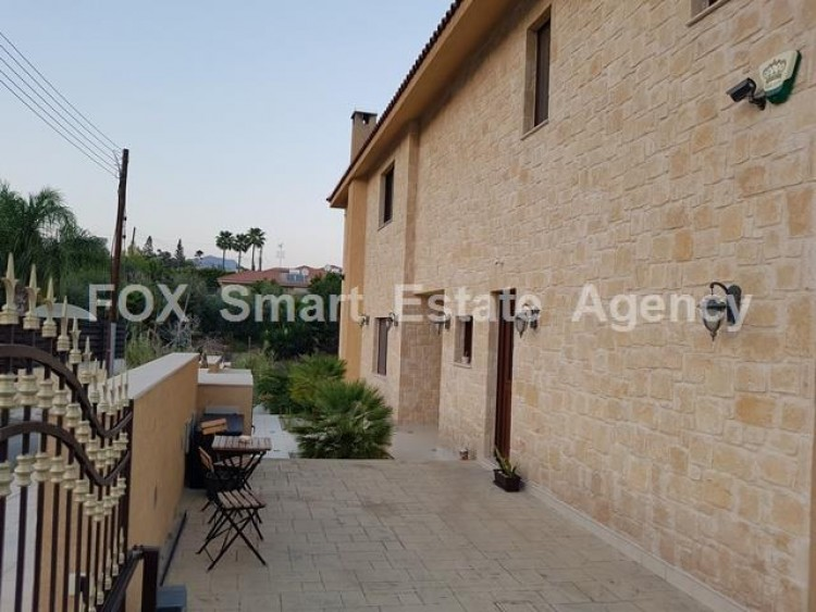 For Sale 4 Bedroom Detached House in Pyrgos lemesou, Limassol 17