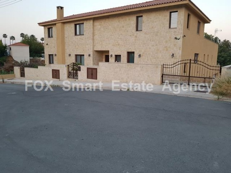 For Sale 4 Bedroom Detached House in Pyrgos lemesou, Limassol 29