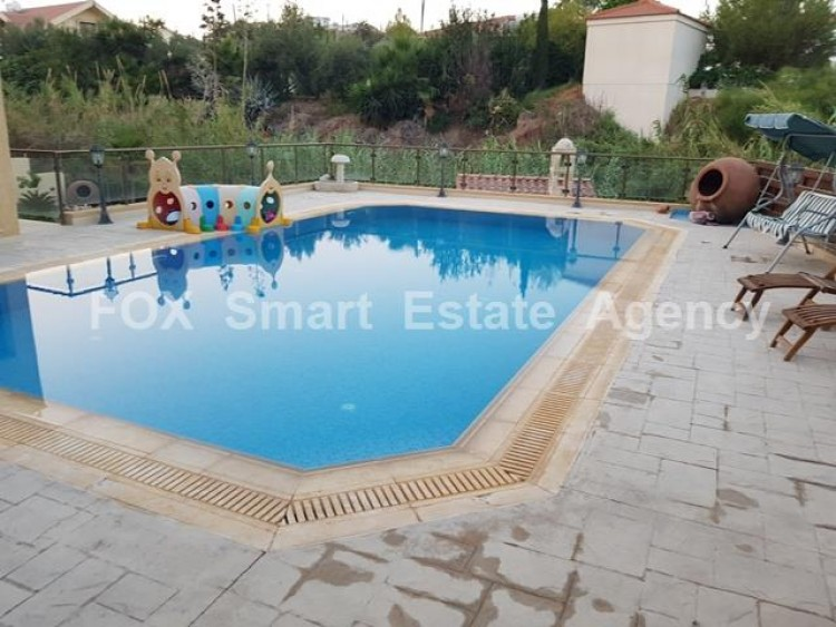 For Sale 4 Bedroom Detached House in Pyrgos lemesou, Limassol 6