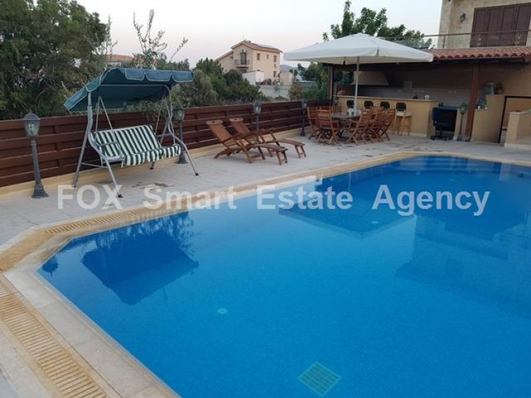 For Sale 4 Bedroom Detached House in Pyrgos lemesou, Limassol 7