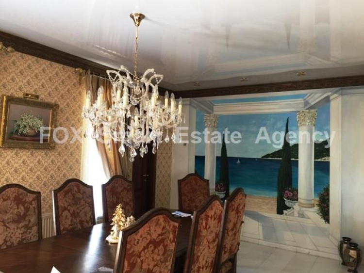 For Sale 5 Bedroom Detached House in Strovolos  14
