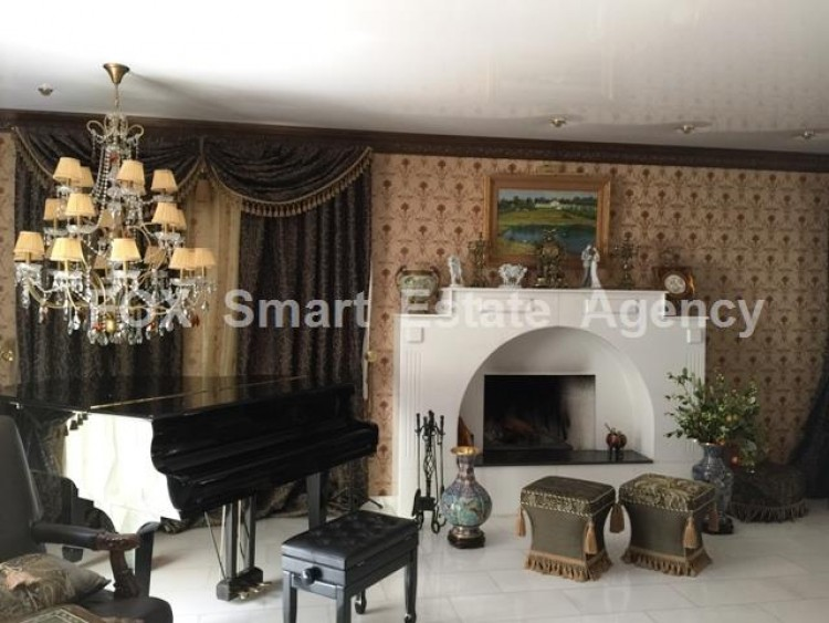 For Sale 5 Bedroom Detached House in Strovolos  15
